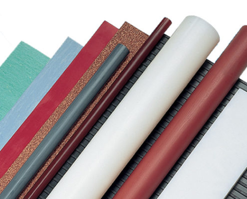 Zuschnitte Stanzteile aus vielen Materialen
