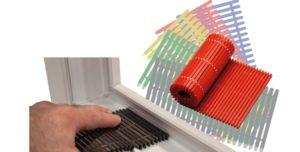 Klotzketten aus Kunststoff flexibel einsetzbar
