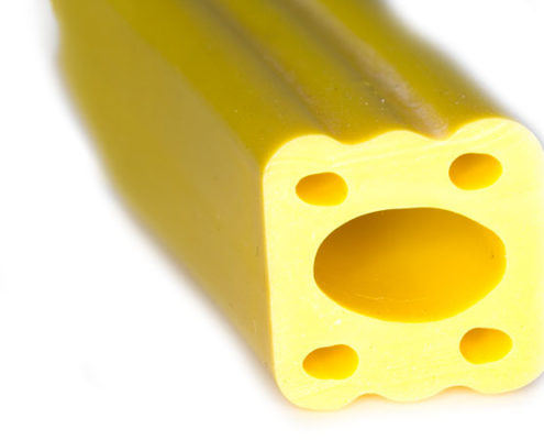 Silikondichtung gelb